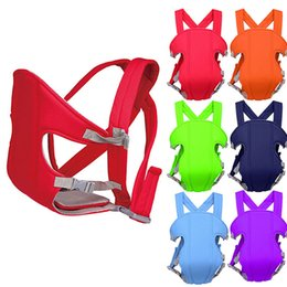 $enCountryForm.capitalKeyWord Australia - Baby Carrier Hipseat Breathable Double buckle bag Safe Comfortable Hip seat Shoulder Backpacks Hold Nursing Cover kids Pacifier