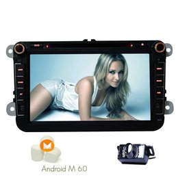 Vw Stereos Android Australia - EinCar Quad Core Android Car Stereo GPS Navigation system for VW Double Din 8'' Touch Screen Car DVD Player WiFi Bluetooth In Dash