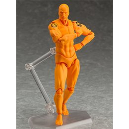 artist figures Australia - Pvc Figures Toy Body Male Female Joint Action Figure Toys Artist Art Painting Anime Model Doll Mannequin Art Sketch Draw Human Body Doll