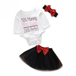 Discount toddlers girls clothes - Baby Girl Birthday Princess Smooth Clothes Little Kids Birthday Party Dresses Infant Kid Short Sleeve Tulle Outfits Todd