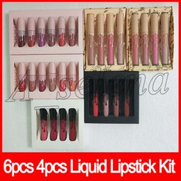 Nude lipstick collectioN online shopping - send me more nudes The Birthday Collection I want it ALL Liquid lipstick matte velvet lipgloss set set DHL FREE