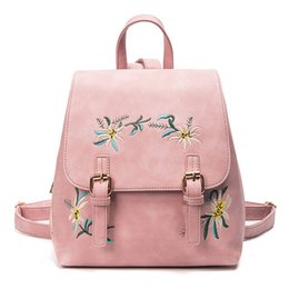 2018 New Backpack Women Fashion PU Leather School Bag Small Backpack Cute  High Quality Female Backpacks For Adolescent Girls dc746f54899a6