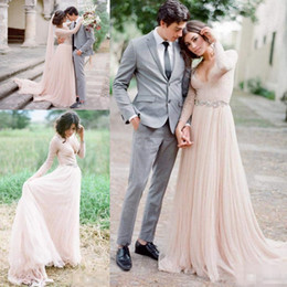 Short Blush Beach Wedding Dresses Australia New Featured Short - Blush Beach Wedding Dress