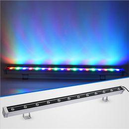 Projecteur mural à LED RGB 36W Appareil à faisceau mural à LED