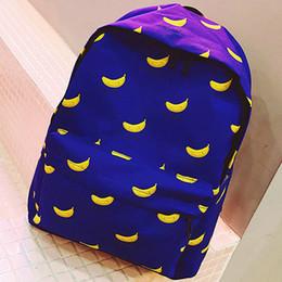 $enCountryForm.capitalKeyWord Canada - Banana backpack Nice fruit day pack Lolita style girl school bag Leisure packsack Quality rucksack Sport schoolbag Outdoor daypack