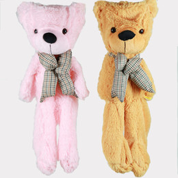Giant stuffed toy animals online shopping - 100cm Teddy Bear Skins Plush Soft Toy Dolls Giant Empty Bear Animal Skins Shell for Kids Cute Peluche Animal Stuffed Toys Gifts