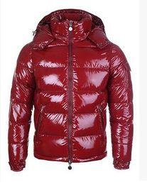 $enCountryForm.capitalKeyWord UK - HOT Brand Men Casual shiny Down Jacket Down Coats Mens Outdoor Fur Collar Warm Man Winter Thick warm Coat outwear jackets parkas