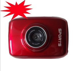 $enCountryForm.capitalKeyWord Australia - MOQ is 1pc Outdoor sports digital waterproof camera HD 720p head-mounted sports DV car mini camera