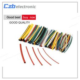 infrared heating tubes 2019 - 140pcs 7 Colors 1.0mm Heat Shrink Tube Bag 20pcs each Retardant Polyolefins Wrap Sleeve Assorted Kit 1mm Heat Shrinkable