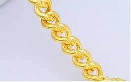 Vietnam White NZ - Vietnam gold plated 24K simulation gold bracelet magic weapon Bracelet