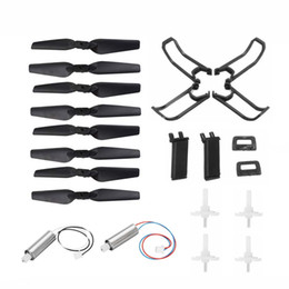$enCountryForm.capitalKeyWord NZ - JY019 O019 E58 RC Quadcopter Drone Spare Parts Propeller Props Blades Set With Clip Motor gear Etc part kit JY019 O019 E58