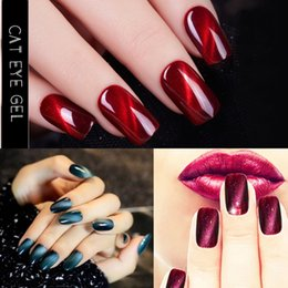 Red Gel Nail Art Designs