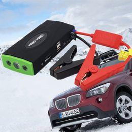 $enCountryForm.capitalKeyWord NZ - 2018 Emergency 600A Car Jump Starter Power Bank Portable 12V Diesel Starting Deivce Car Charger For Battery Buster