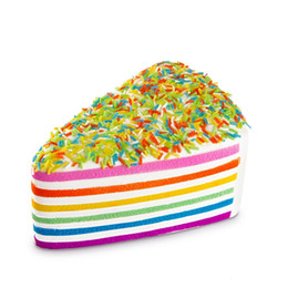 $enCountryForm.capitalKeyWord UK - Soft Sandwich Triangle Cake Squishy rainbow cake Squishy Toy Slow Rising For Child Relieves Stress Anxiety