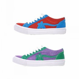0a0f6a815e0c New Tyler Mens Shoes Casual Shoes The Creator One Star Golf Le Fleur TTC Solar  Sneakers Canvas Shoes