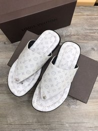 dd1481c9584b White printed flip flops 207510 guan Men Dress Shoes BOOTS LOAFERS DRIVERS  BUCKLES SNEAKERS SANDALS