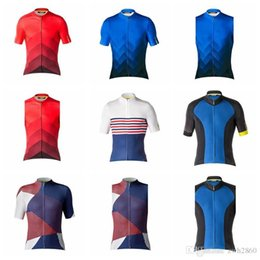 Lycra Sports NZ - MAVIC team Cycling Short Sleeves Sleeveless jersey Vest Anti-UV Racing Sport Quick Dry Lycra MTB Bike Clothing F711