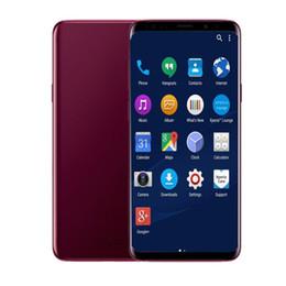 $enCountryForm.capitalKeyWord UK - Goophone 9P 1GBRAM 8GBROM MTK6580 Quad Core 8MP camera 6.2inch 3G WCDMA Andriod SmartPhone Sealed Box Fake 4G displayed Fingerprint optional