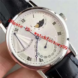 Mechanical Moonphase online shopping - New Casual BB V6 Series Automatic Movement Men s Watch Silver Stainless Steel Case Sapphire Moonphase Date Display