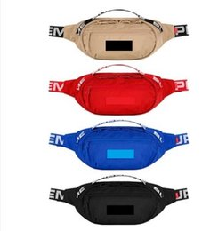 Wholesale fashion SS nylon waist bag fashion outdoor bags waist packs