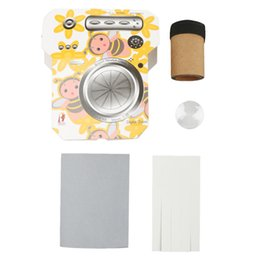 Kids crafts Kits online shopping - 3D Paper Camera Making Kit Kids Children Educational Toys DIY Crafts Toy Cameras Electronic Toys Kid s Christmas Birthday Gift