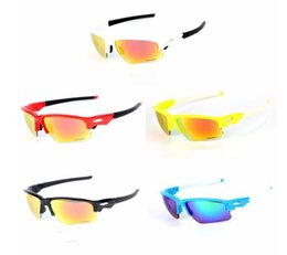 Wholesale FLAK DRAFT Prizm Designer Sunglasses for Men and Women Outdoor Sport Cycling SUN Glass Eyewear lens