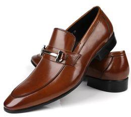 $enCountryForm.capitalKeyWord Australia - European style Genuine leather Fashion men's leisure shoes classic male model casual shoes driving business dress shoes.38 45 c33