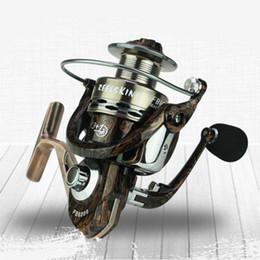 reel bodies 2018 - spinning reel Spinning Reel for Carp Fishing High Strength Body Metallic Spool 13+1 Ball Bearing molinetes e carretilhas