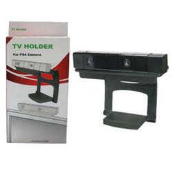 Einstellbare wie Original TV Clip Ständer Kamera Halter für Sony PlayStation 4 PS4 Eye Kamera Sensor