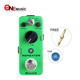 $enCountryForm.capitalKeyWord Australia - Mooer Repeater Digital Delay Pedal 3 Working Modes: Piezo Standard Jumbo Full metal shell True bypass MU0357