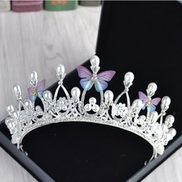 $enCountryForm.capitalKeyWord Australia - Wedding Crown Bridal Tiara Wedding Accessories Bridal Wedding Crystal Rhinestone Hair Headband Crown Comb Tiara Prom Pageant