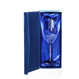 $enCountryForm.capitalKeyWord UK - Wedding Wine Glasses 1Pcs 350ml Glasses Goblet Crystal Luxury Party Wine Glass Cup Decorations Gift Design ePacket