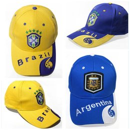 3a842409e8d World cup hats online shopping - 2018 Russia World Cup Team Sign Cap  National Flag Adjustable