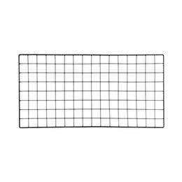 Displaying boarD online shopping - 2018 New DIY Grid Photo Wall Multifunction Wall Mounted Ins Mesh Display Panel Wall Art Display Organizer Memo Board