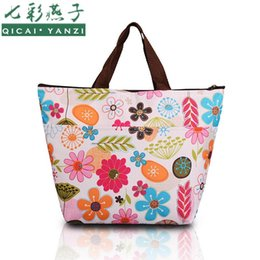 $enCountryForm.capitalKeyWord NZ - 2018 Hot New Summer Lunch Bag Insulated Thermal Cooler Box Carry Tote Storage Travel Picnic Bag High Quality Free Shipping N562