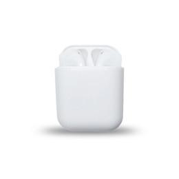 Discount headphone vs earphone - Upgrade I9S TWS Wireless Bluetooth Headphone sport magnetic Twins Earbuds Earphone Headset vs i7 i8x Charging Box For ip