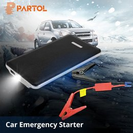 $enCountryForm.capitalKeyWord Australia - Partol Portable Jump Starter 12V 8000MAH Auto Engine Power Bank Mini Car Battery Multifunction Starting Up To 2.0L Car