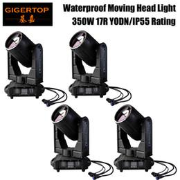 GuanGzhou factories online shopping - Guangzhou Factory Supply Pack Outdoor Stage Light Equipment W Waterproof Moving Head Lighting Rain Cover Lighting China