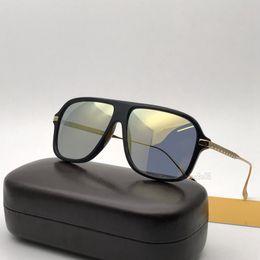 fe609791c Brand name sunglasses man online shopping - Luxury square pilot sunglasses  for men and women top