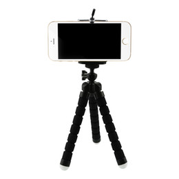 Tripod online shopping - A tripod Flexible Octopus Tripod For Phone With Phone Clip Tripod for iPhone s s Dslr Gopro Yi K SJCAM Camera Stand Mount