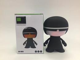$enCountryForm.capitalKeyWord UK - 1PCS New Bluetooth Speaker Mini Cartoon Doll Sound Robot Small Speaker Colorful Light Mini Speaker