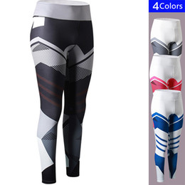 Xl Womens Leggings Canada - Womens Yoga Leggings Fitness Running Pants Women High Waist Elastic Sports Trousers Gym Femme Sexy Hip Push Up Leggings
