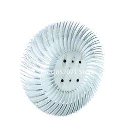 Бесплатная доставка 90x10mm алюминиевый радиатор для 10 Вт высокой мощности COB светодиодные панели лампы