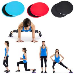 Obedient 1 Pair Disc Slide Fitness Plate Fitness Abdominal Workout Exercise Rapid Training Slider Gliding Discs Yoga Training Equipment Accessories