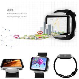 Sim Card Smart Watch Sony Australia - GPS smart watch android DM98 H5 Q1PRO M1 M13 fitness bracelet with nano sim card slot wifi for ios Android 6 7 8 10 sony