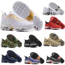 e7f0108bfac3e Discount white lace up shoes women 2018 new TN Running Shoes for Men Women  kids Black