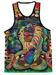 $enCountryForm.capitalKeyWord NZ - Mr.1991INC Brand 2018 Hot Sale men women 3d vest funny animal printing summer cool mens tank tops casual fitness tees shirts