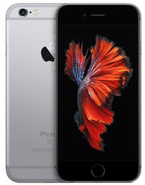 iphone ios unlock Australia - Original Unlocked Apple iPhone 6S Without Touch ID 2GB RAM 16 64GB ROM 4.7'' 12.0MP Dual Core IOS 9 refurbished Cellphone