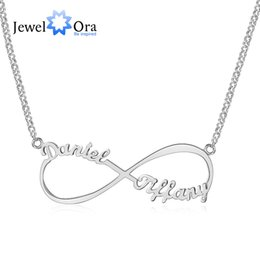 925 silver name necklace australia new featured 925 silver name wholesale customize name necklace infinity endless love 925 sterling silver necklaces pendants birthday gifts for herjewelora ne101367 aloadofball Image collections