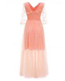 Celebrity Occasions Dresses UK - Sexy Cocktail Dresses 2019 Sheer Neck Applique Long Evening Occasion Dresses Hot Sale Celebrity Party Homecoming dresses